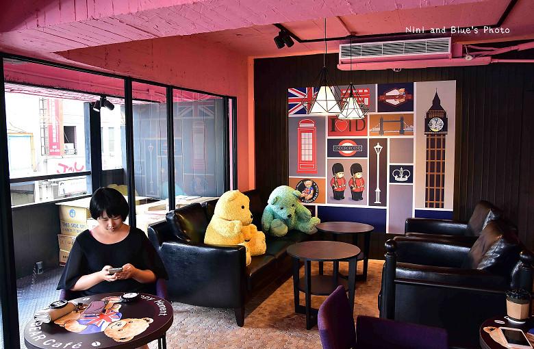 台中泰迪熊主題餐廳咖啡館04
