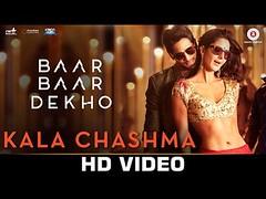 Kala Chashma | Baar Baar Dekho | Sidharth Malhotra & Katrina Kaif | Badshah & Neha Kakkar