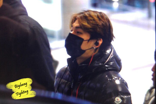 Big Bang - Gimpo Airport - 31dec2015 - BigbangFighting - 01
