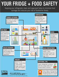 Spring Cleaning Food Safety