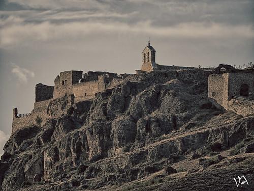 Castillo de Moya, Cuenca.