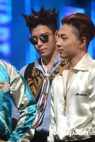 Big Bang - Mnet M!Countdown - 07may2015 - Dispatch - 06