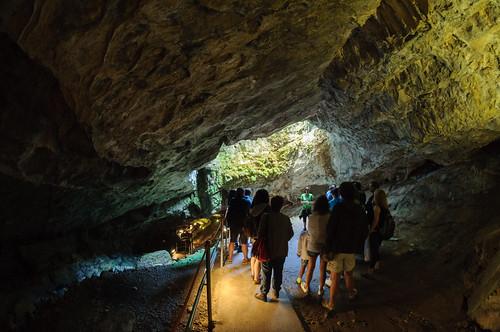 Cueva de las Güixas y Canfranc (04)