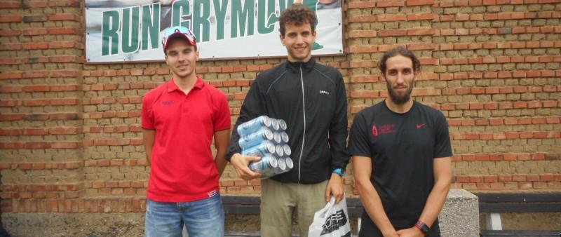 V Grymově se letos nebrodilo. V Bečvě teklo moc vody. Vyhráli Kučera a Matějíková