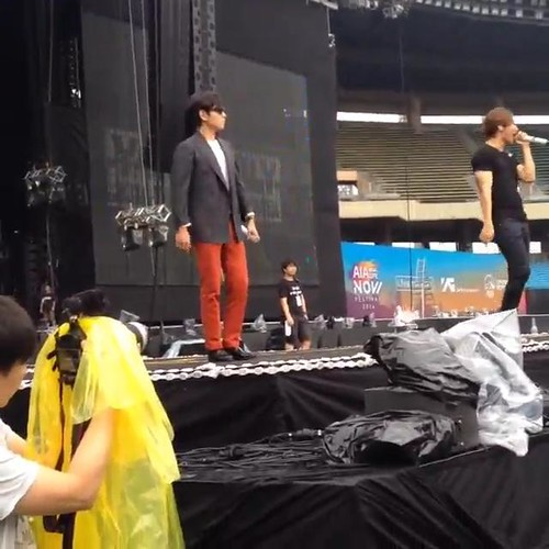 YGFamilyCon-soundcheck-20140814 (82)