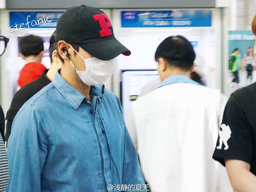 BIGBANG Departure Seoul Incheon to Foshan 2016-06-10 (13)