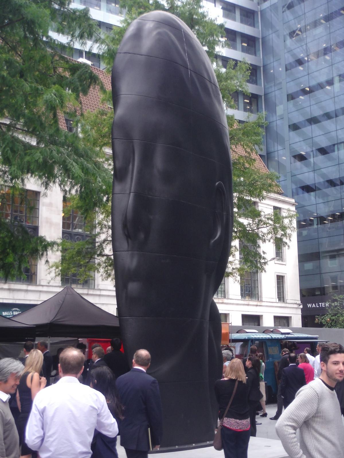 Jaume Plensa - Laura SWC Walk Short 24 - Sculpture in the City