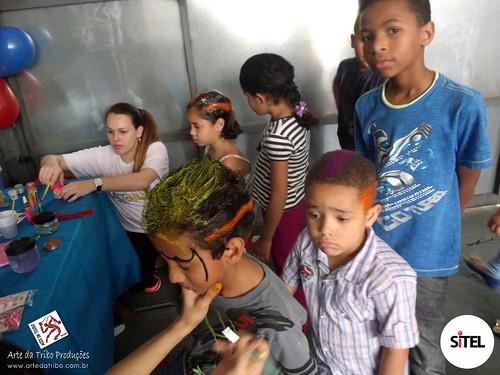 Arte da Tribo - Eventos - Dia da Família SITEL - Ipanema 1010 (138)