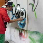 Sprayerworkshop 2016 mit Marco Wyss