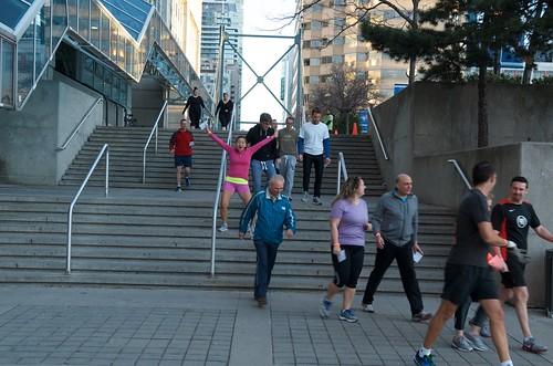 2015 CN Tower Climb- Public Event