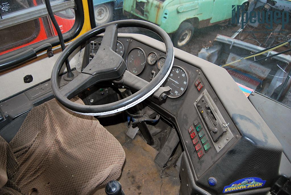 кабина Икарус-256
