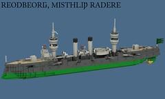 Reodbeorg, Misthliþ-class cruiser