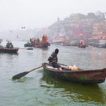 Varanasi_Waterfront_January 2015