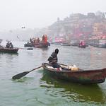 Varanasi_Waterfront_January 2015