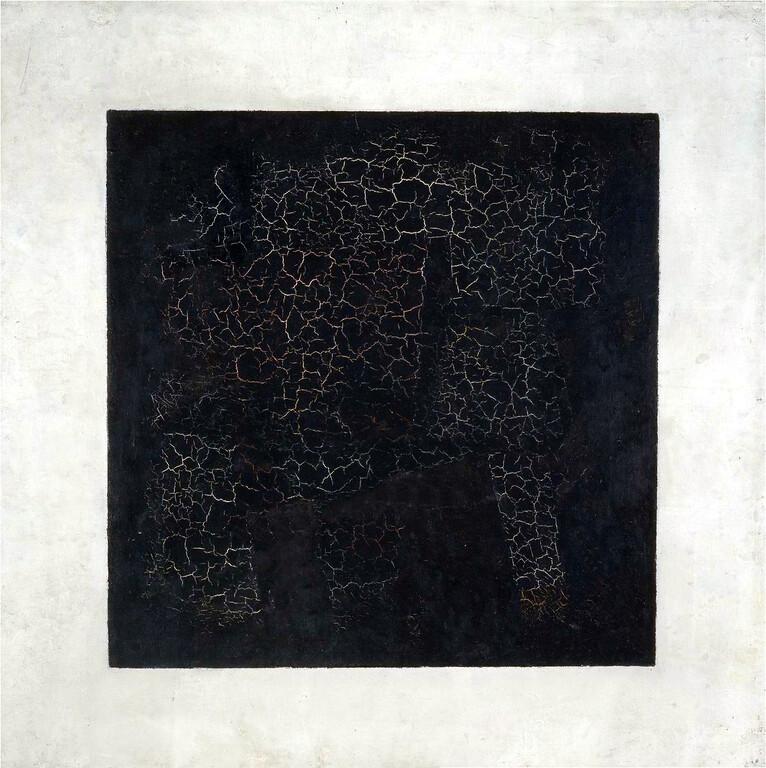 """Black Square"" by Kazimir Malevich"