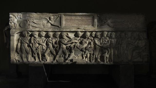 Photo:Alcestis' triumph over Death By Egisto Sani
