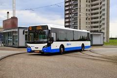 GVB Citea bus 1158, Lijn 63, Matterhorn (Osdorp de Aker)