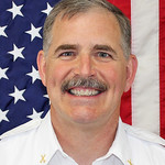 Pat Schaffer Promoted to Battalion Chief