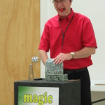 Magic, Fitness & Fun with Mark Wood