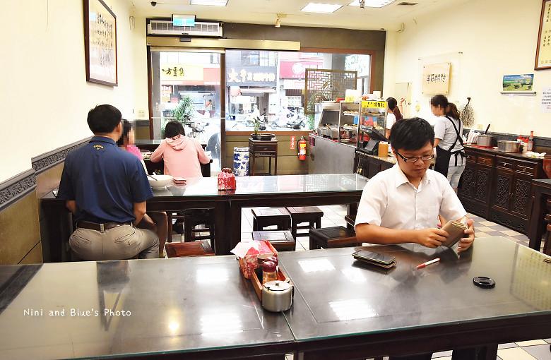 台中公益路平價美食小吃餐廳山東餃子麵食館02