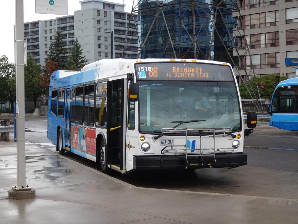 YRT Nova Bus LFS 1518
