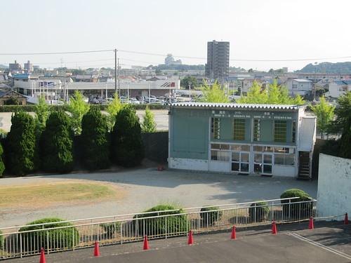 姫路競馬場パドック