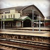 James F Clay posted a photo:	A view across the platforms of Bristol Temple Meads.
