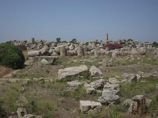 Bild av Tempio G. italie sicile île jettours selinunte temple tempio