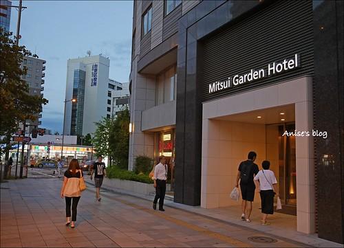 三井花園飯店上野_005