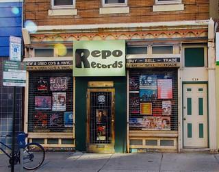 Repo Records, Philly