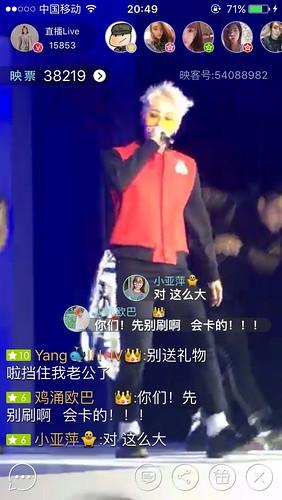 G-Dragon - Kappa 100th Anniversary Event - 26apr2016 - guanjunxiaopipi - 03