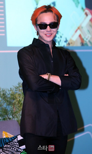 G-Dragon - Airbnb x G-Dragon - 20aug2015 - Star in - 10