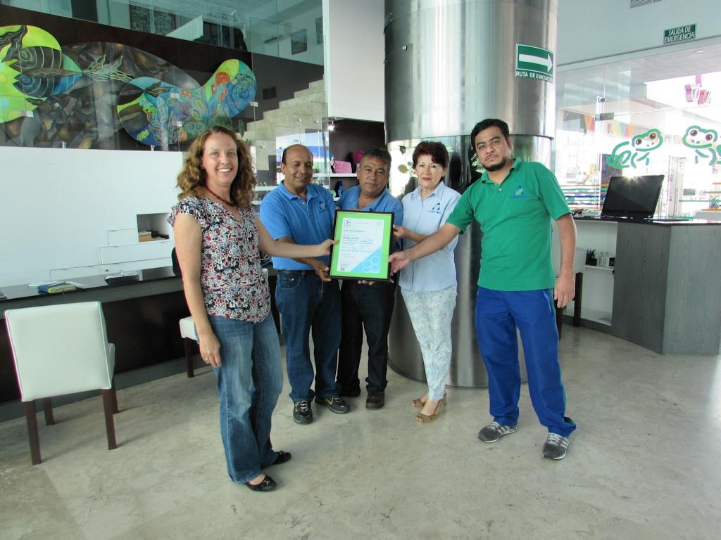 Certificación ISO 9001:2008 - AQUARA