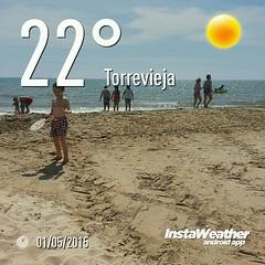 Disfrutando del paraíso en la tierra!! #igers #igerstorrevieja #Torrevieja2015 #Torrevieja #Costablanca #Alicante #Alacant #instagramers