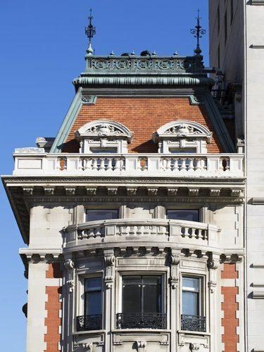 Исторический дом в центре Манхэттена