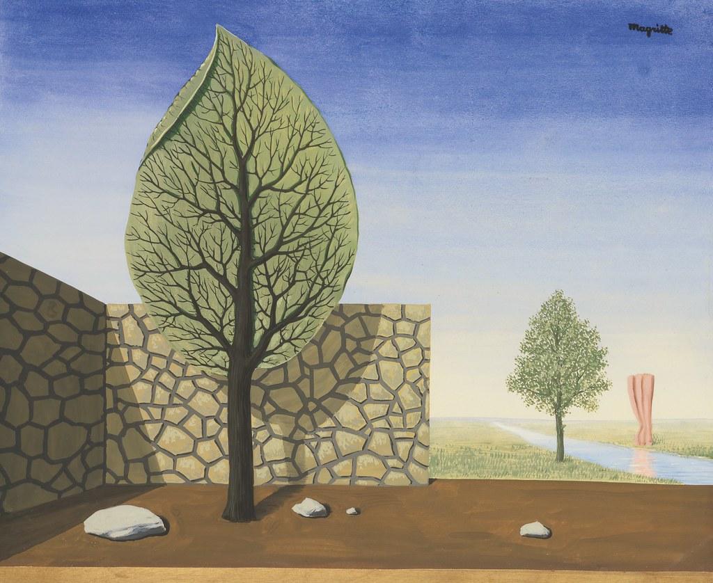 Ren 233 Magritte The Giant La G 233 Ante 1936 La G 233 Ante