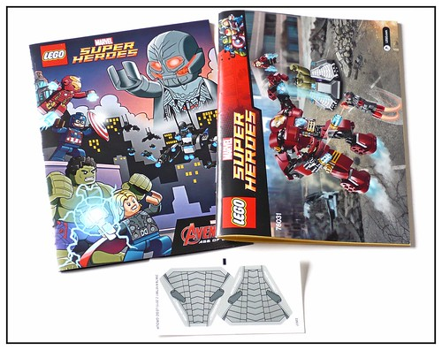 LEGO 76031 The Hulk Buster Smash box04