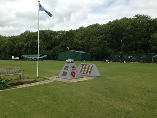 RAF Hunsdon Memorial