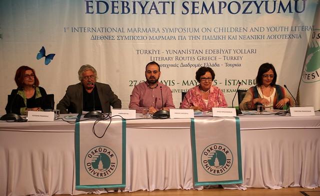 Türk ve Yunan yazarlar gençlerle buluştu 2
