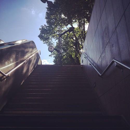L'escalier au paradis  #objectiftoulouse #lavillerose #Toulouse #France