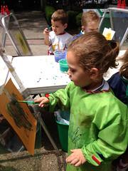 Van Gogh - arte preescolar - 33