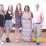 EdS School Psychology Graduates