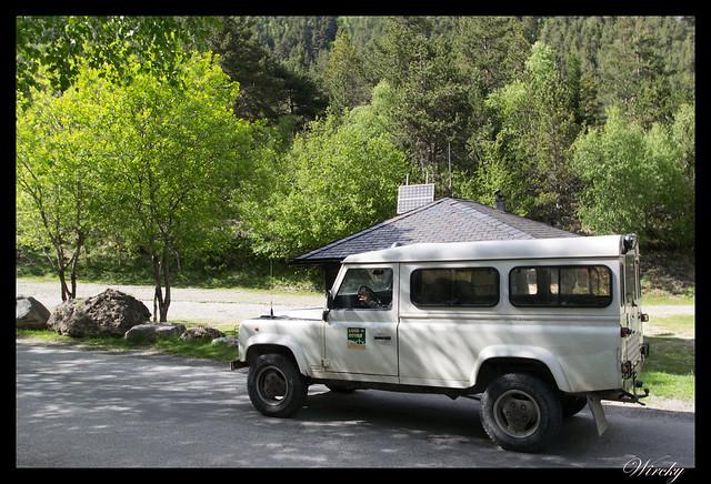 Taxi jeep en Parque Nacional de Aigüestortes y Lago de San Mauricio
