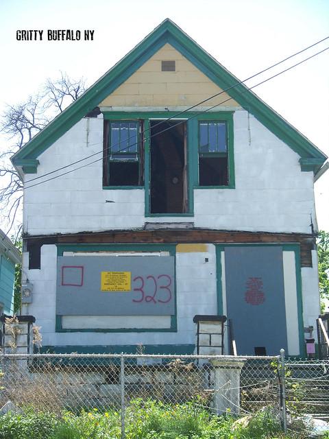 Urban Decay In Buffalo New York