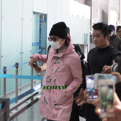 Big Bang - Incheon Airport - 24sep2015 - NoiizVip - 01