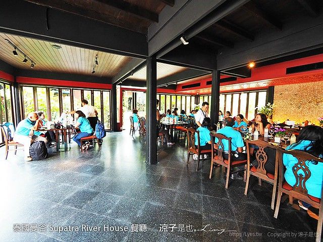 泰國曼谷 Supatra River House 餐廳 14