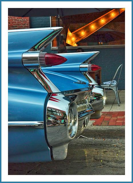 1959 Cadillac - Aiming at the Fins
