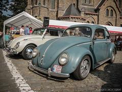 Volkswagen Beetle Split Window