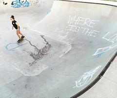 Where is the...  #love #skater #skatergirl #skatepark #sa #whereisit