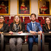 5 August 2016 8:50pm - UNSW Law Indigenous mooting competition at the Supreme Court of NSW on August 5, 2016 in Sydney Australia. Photo by Anna Kucera